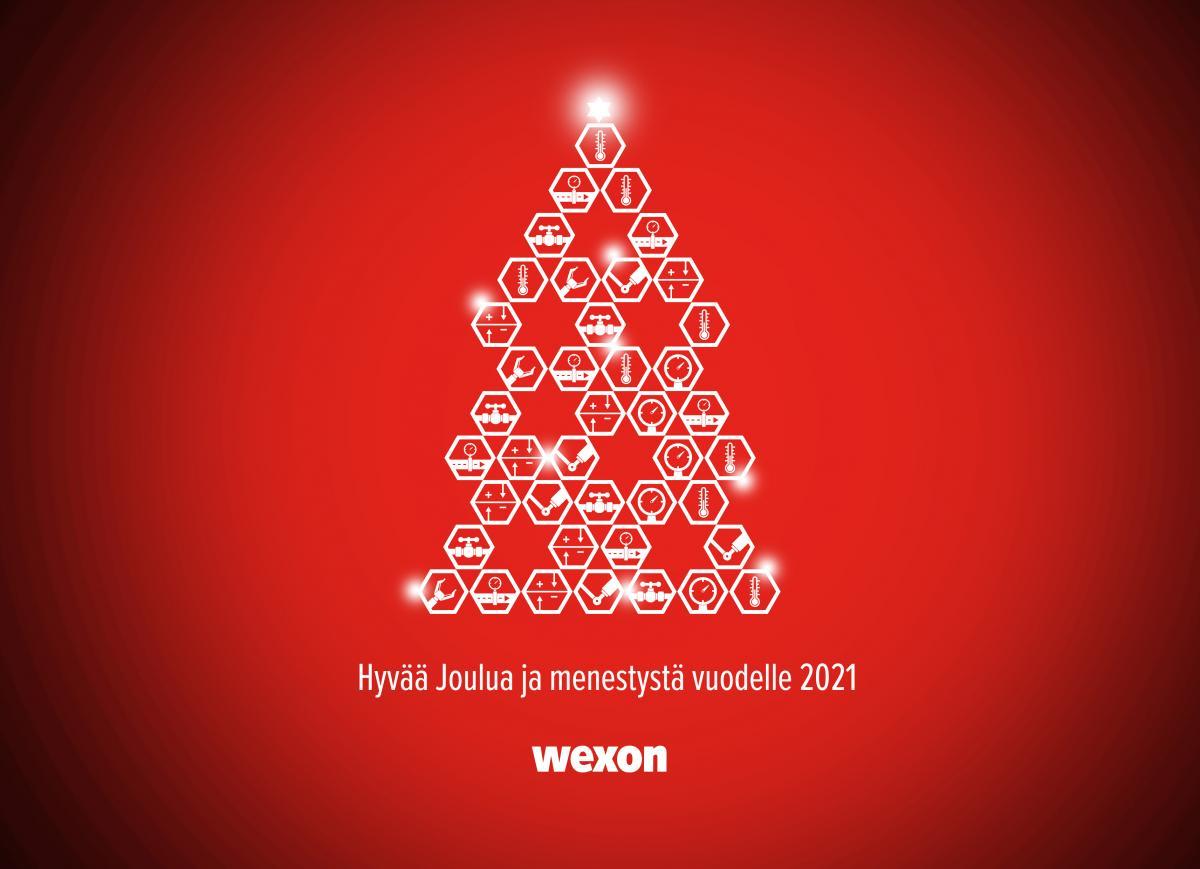 Hyvää joulun aikaa ja suuri kiitos kuluneesta vuodesta!